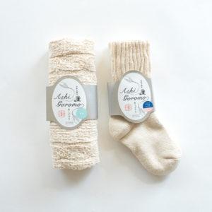 「靴下と腹巻き」のプレゼントにおすすめ!幸せ気分になれる、ぬくぬくセット