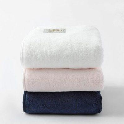 タオルのプレゼントに人気!名入れができる、上質なテネリータのタオル