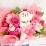花のプレゼントにおすすめ!動物のフラワーアレンジメントはかわいくて喜ばれるフラワーギフト【感想・口コミ】