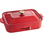 かわいいのに使えるキッチン家電!「ブルーノ ホットプレート」はプレゼントに大人気