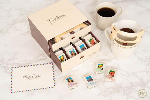 高級コーヒーギフトにおすすめ!美味しくて人気の、高級スペシャルティコーヒーギフト