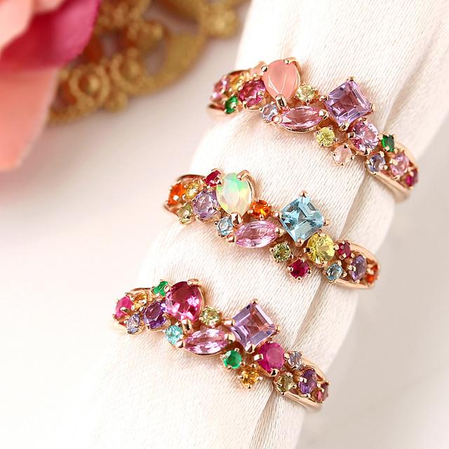 指輪のプレゼントに♡彼女が喜ぶ、おしゃれなジュエリーブランド・Bizou xビズー