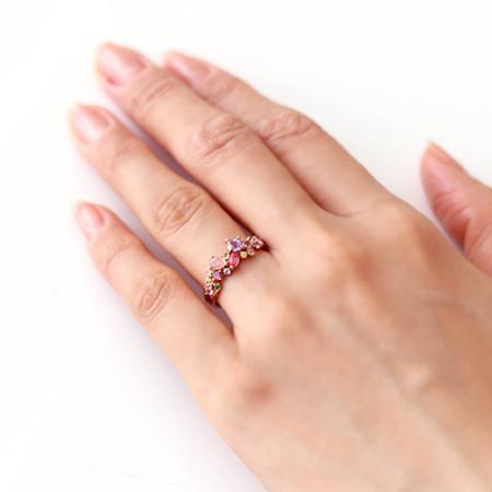 指輪のプレゼントに♡彼女が喜ぶ、おしゃれなジュエリーブランド・Bizou ビズー