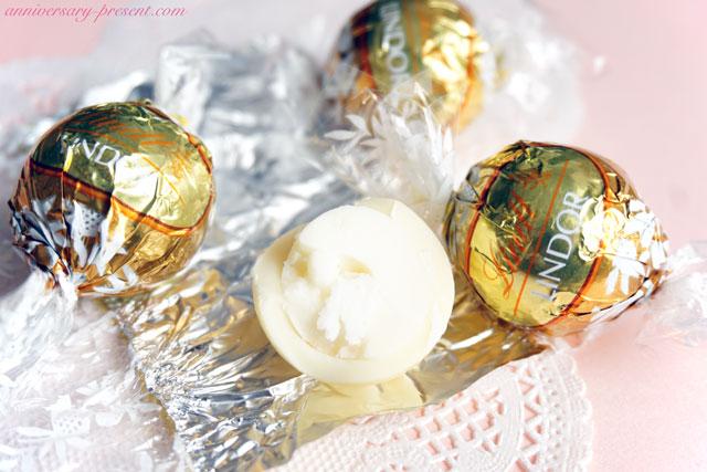 リンツのチョコレートはプレゼントにおすすめ!人気のリンドールを食べてみました