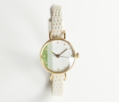 かわいい時計のプレゼントにおすすめ・はなもっこ