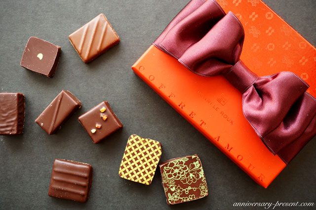 ご褒美チョコレートやギフトにもおすすめ!アンリルルーのチョコレート