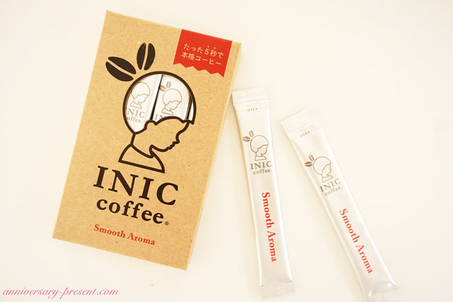 イニックコーヒーはコーヒーギフトに人気です!