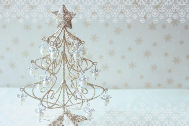 クリスマスプレゼントにネックレスをプレゼント