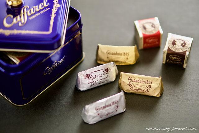 かわいいチョコレートのプレゼントにおすすめ!喜ばれる、カファレルのチョコレート