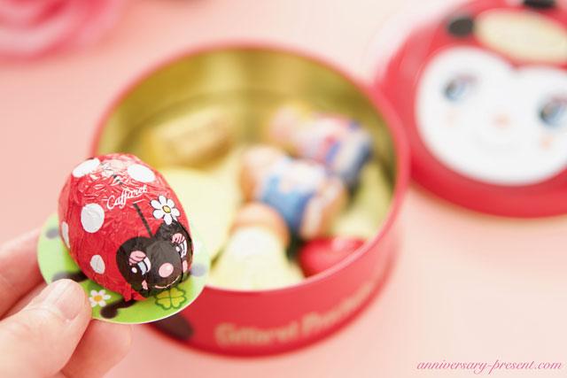 カファレルの缶チョコはギフトにおすすめ!カファレルチョコを食べてみた口コミ・評判