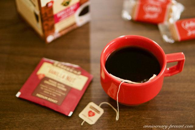 ノンカフェインのコーヒーギフトにおすすめ!ティーチーノを実際に飲んでみました【感想・口コミ】