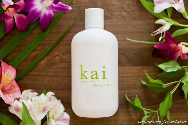 プレゼントにおすすめのラグジュアリーな泡風呂入浴剤、kai(カイ)のバブルバスを使ってみました【感想・口コミ】
