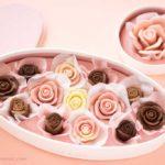 ホワイトデーやプレゼントに。メサージュ・ド・ローズはバラのおしゃれなチョコレート