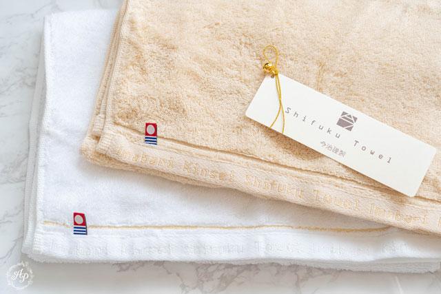 タオルギフトに人気のブランド!プレゼントにもらって嬉しい高級タオル